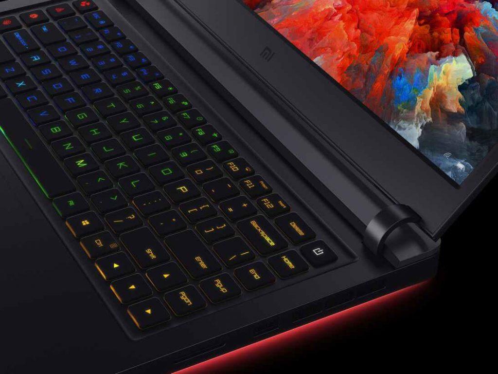 لپ تاپ شیائومی مدل Mi Gaming G57714D6D – V