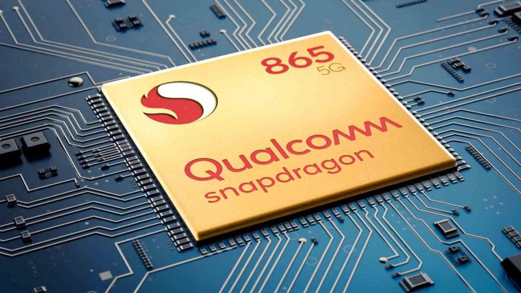 پردازنده Snapdragon 865
