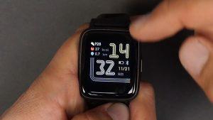 ساعت هوشمند شیائومی Haylou LS01