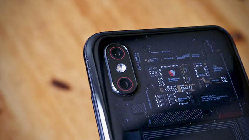تعمیر دوربین گوشی شیائومی